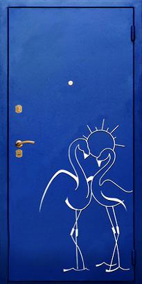 Дверь ПкЛ-3
