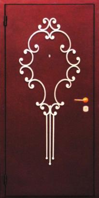 Дверь ПкВ-3