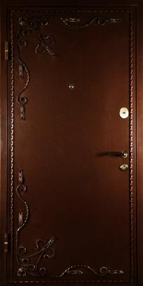 Дверь ПкВ-4